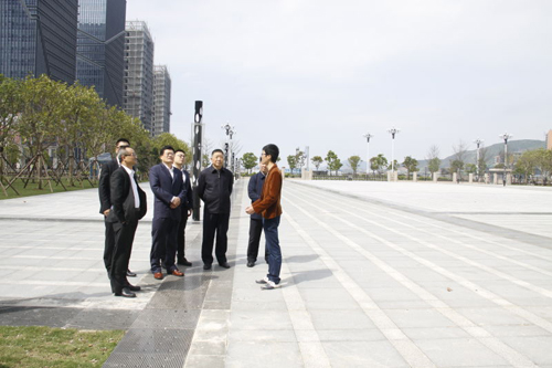 总公司常务副总经理张晶带队赴福建省平潭国际旅游岛考察